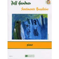 GARDNER J. SENTIMENTO BRASILEIRO PIANO