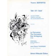 DESPORTES Y. TIM-XY-TAM' PERCUSSION