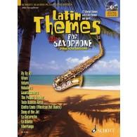 LATIN THEMES FOR SAXO ALTO