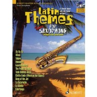 LATIN THEMES FOR SAXO TENOR