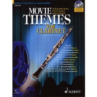 MOVIE THEMES FOR CLARINET