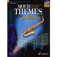 MOVIE THEMES FOR SAXOPHONE