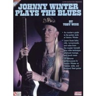 WINTER J. PLAYS THE BLUES GUITARE TAB