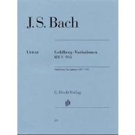 BACH J.S. GOLDBERG VARIATIONS BWV 988 PIANO