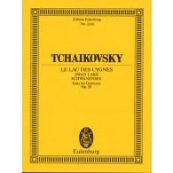 TCHAIKOVSKY P.I. LE LAC DES CYGNES OP 20 ORCHESTRE CONDUCTEUR