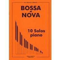 MINVIELLE-SEBASTIA P. BOSSA-NOVA PIANO
