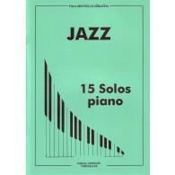MINVIELLE-SEBASTIA P. JAZZ PIANO