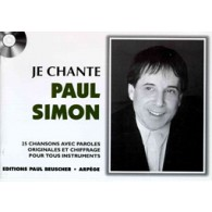SIMON P. JE CHANTE