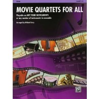 MOVIE QUARTETS FOR ALL ALTOS