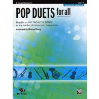 STORY M. POP DUETS FOR ALL TROMPETTES