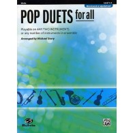 POP DUETS FOR ALL VIOLONS