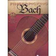 BACH J.S. FINGERPICKING GUITARE