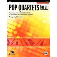 STORY M. POP QUARTETS FOR ALL ALTOS
