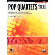 STORY M. POP QUARTETS FOR ALL SAXOS ALTO