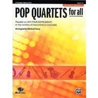 STORY M. POP QUARTETS FOR ALL TROMPETTES
