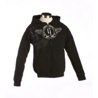 SWEAT A CAPUCHE GIBSON MEN'S LOGO HOODIE GA-BLMHOODMD MEDIUM