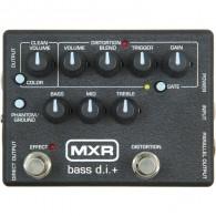 MXR M80 PREAMPLI BASS D.I +
