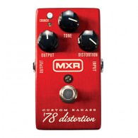MXR M78 DISTORTION