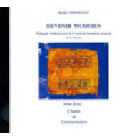 VERGNAULT M. DEVENIR MUSICIEN VOL 3 CD