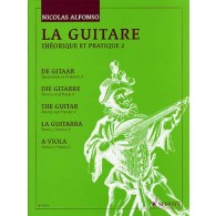 ALFONSO N. METHODE VOL 2 GUITARE