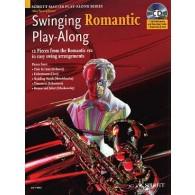 SWINGING ROMANTIC PLAY-ALONG SAXO ALTO