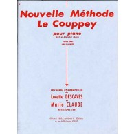 LE COUPPEY NOUVELLE METHODE DE PIANO