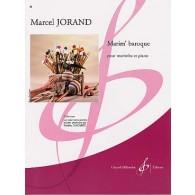JORAND M. MARIM' BAROQUE MARIMBA