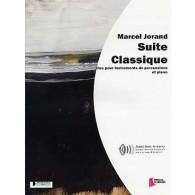 JORAND M. SUITE CLASSIQUE PERCUSSIONS