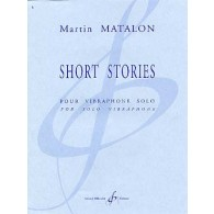 MATALON M. SHORT STORIES VIBRAPHONE