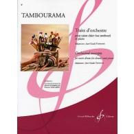 TAMBOURAMA TRAITS D'ORCHESTRE CAISSE CLAIRE