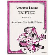 LAURO A. TRIPTICO GUITARE