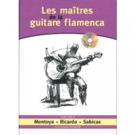 WORMS C. LES MAITRES DE LA GUITARE FLAMENCA VOL 2