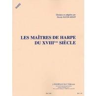 PAYEN-MOAT LES MAITRES DE HARPE AU XVIIIME SIECLE 1 OU 2 HARPES