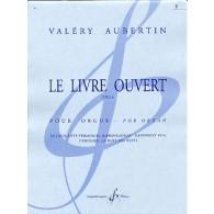 AUBERTIN V. LE LIVRE OUVERT OP 6 VOL 2 ORGUE
