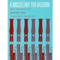 ROSE M. A MISCELLANY FOR BASSOON VOL 2 BASSON