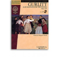 GURLITT C. ALBUMLEAVES FOR THE YOUNG OP 101 PIANO