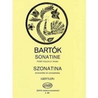 BARTOK B. SONATINE VIOLON