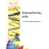 VANBESELAERE J.P. SAXOPHONIE SAXO MIB