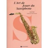 TEAL L. L'ART DE JOUER DU SAXOPHONE