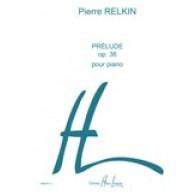 RELKIN P. PRELUDE OP 36 PIANO