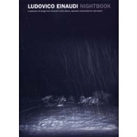 EINAUDI L. NIGHTBOOK PIANO