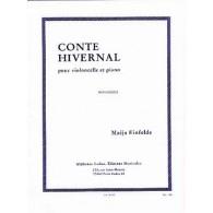 EINFELDE M. CONTE HIVERNAL VIOLONCELLE