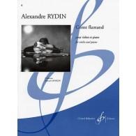 RYDIN A. CONTE FLAMAND VIOLON
