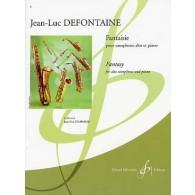 DEFONTAINE J.L. FANTAISIE SAXO ALTO