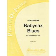 LENOIR G. BABYSAX BLUES SAXO ALTO