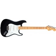 FENDER ERIC CLAPTON STRATOCASTER BLACK MAPLE