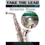 TAKE THE LEAD BUMPER BOOK SAXO MIB