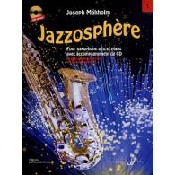 MAKHOLM J. JAZZOSPHERE VOL 1 SAXO ALTO