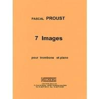 PROUST P. 7 IMAGES TROMBONE