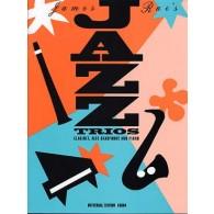 RAE J. JAZZ TRIO BOIS ET PIANO